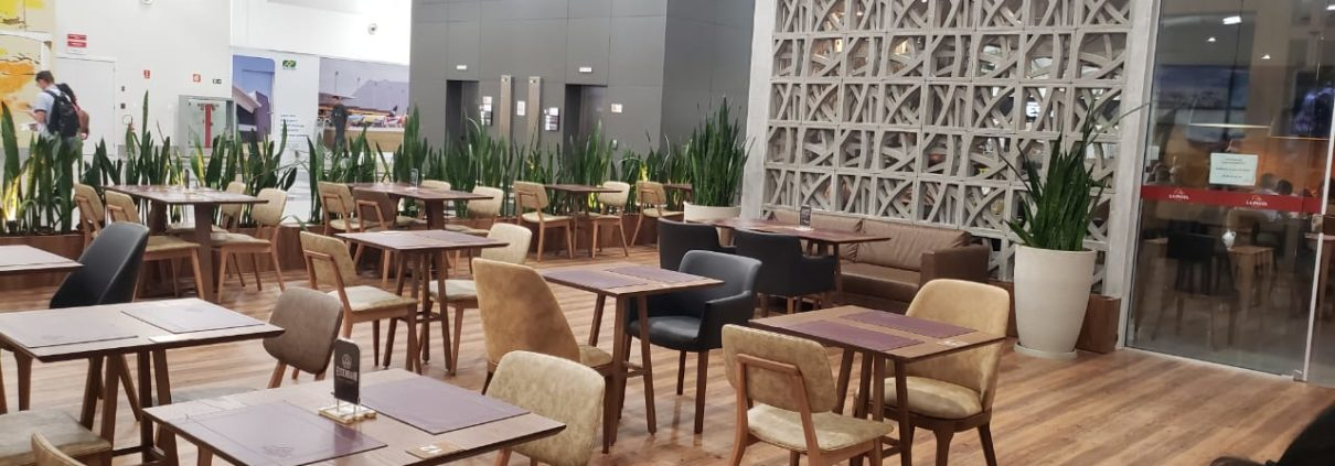 Linha ePratik da ePiso foi instalada rapidamente com resultado perfeito no La Pasta Gourmet, em Vitória/ES