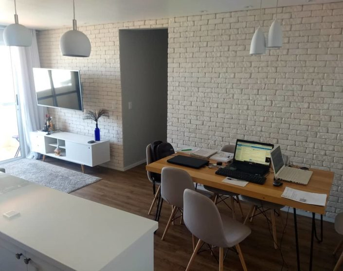 Projeto Apartamento55