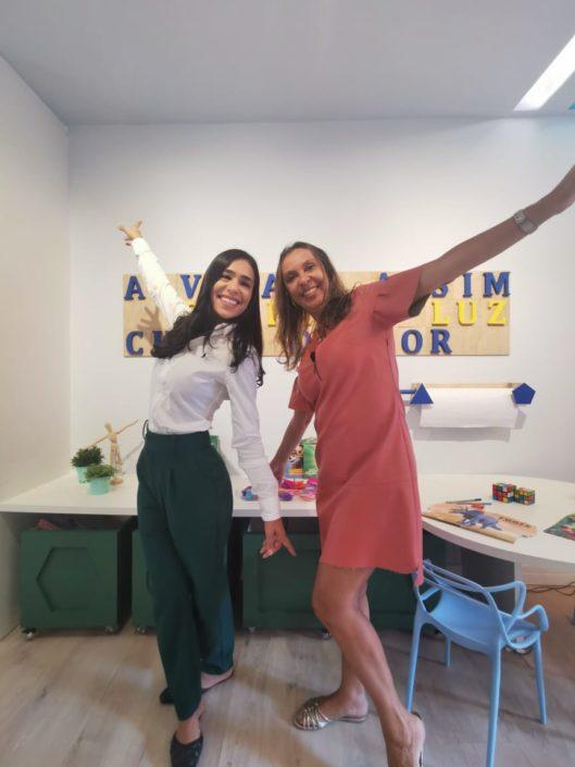 Ana Santana e Chris Quintas